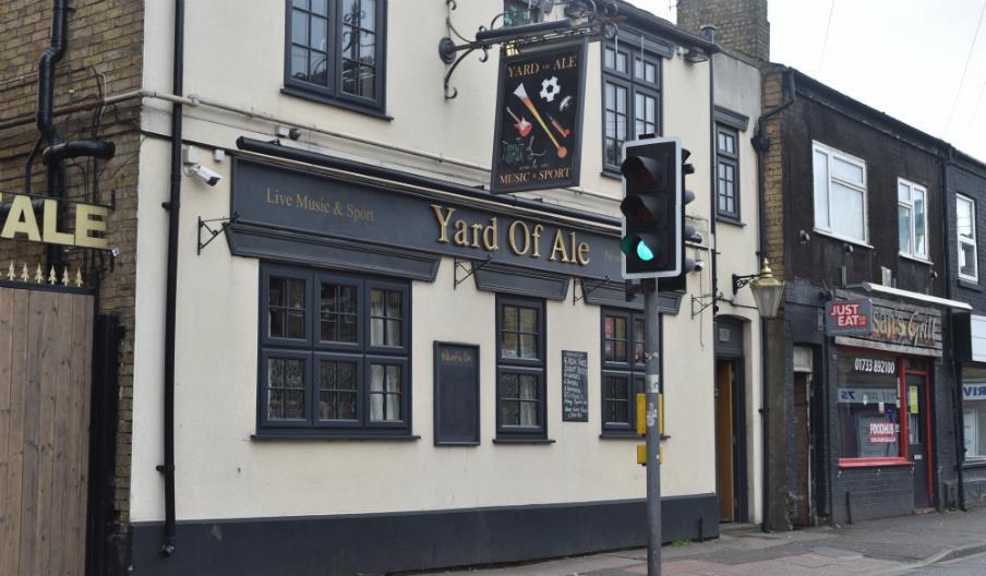 Yard Of Ale Pub Bar In Peterborough Peterborough Visit