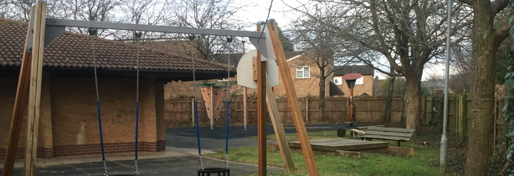 Copeland Community Centre playground