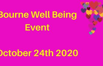Bourne Well Being Event