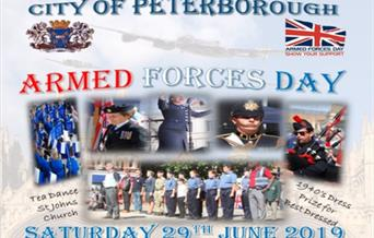Peterborough Armed Forces Day 2019