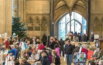 Peterborough Cathedral Christmas Market 2020