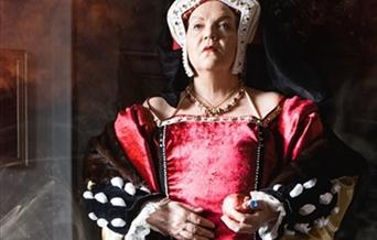 An Audience with Katharine of Aragon