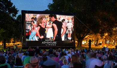 Grease Outdoor Cinema Sing-A-Long