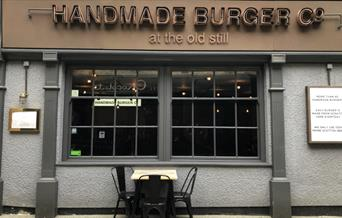 Handmade Burger Co. Peterborough
