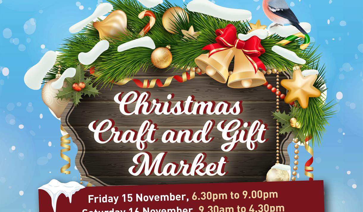 Cathedral Christmas Craft and Gift Market