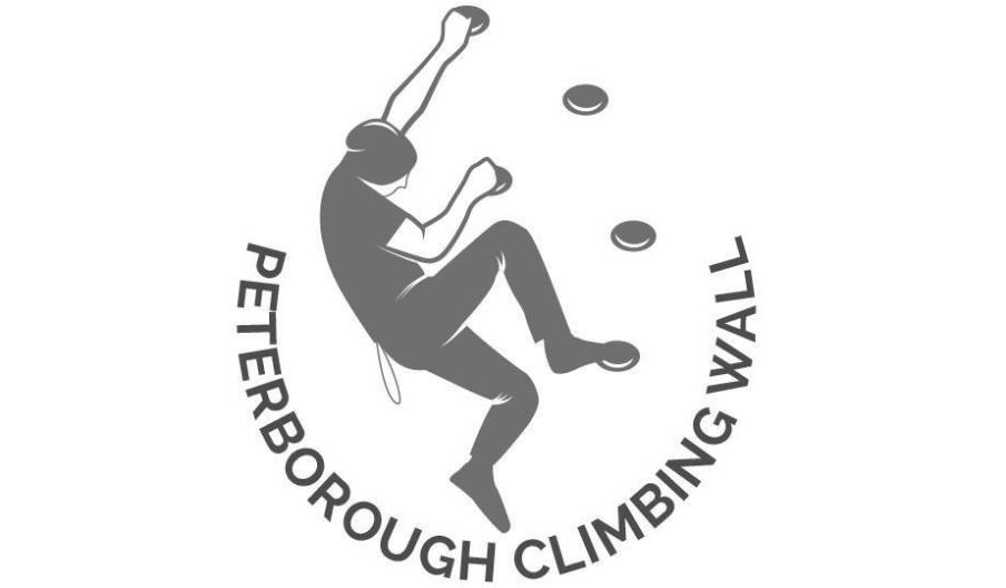 Peterborough Climbing Wall logo