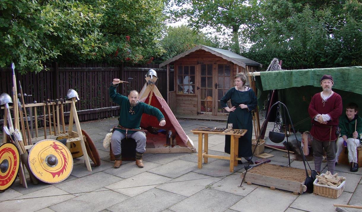 Viking Craft Day