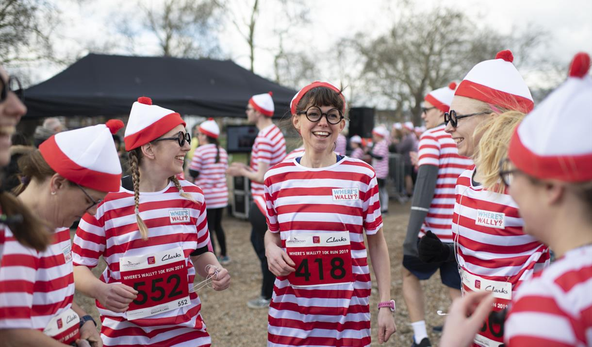 Peterborough Where's Wally? Fun Run