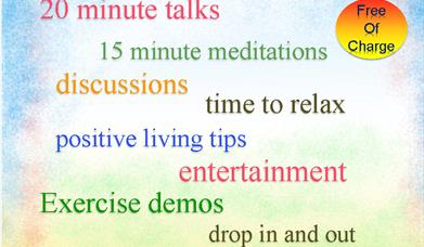 Wellbeing and Meditation Fair