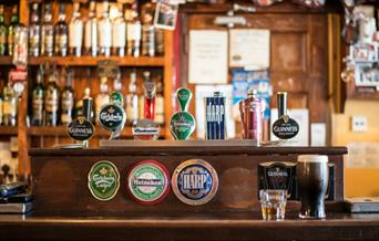 Bar stock image