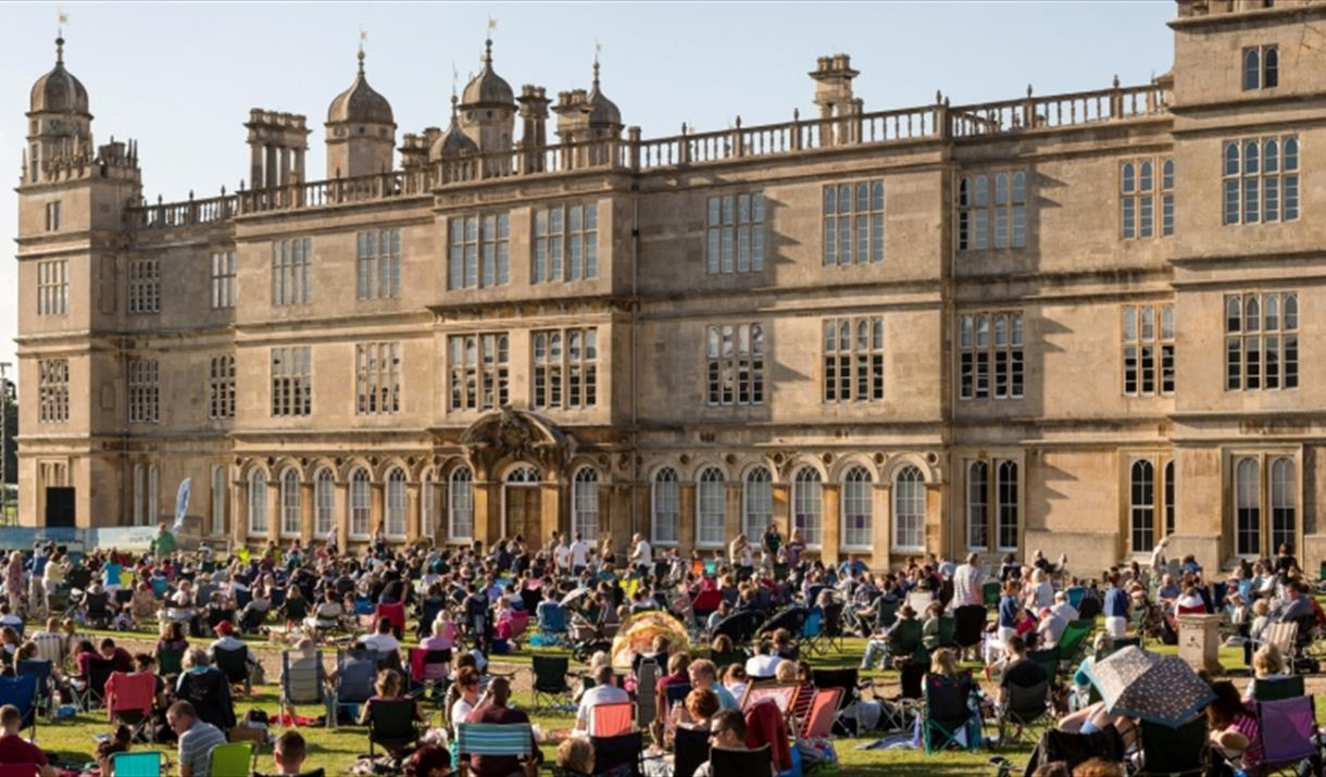 The 2019 Burghley Film Festival