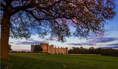 Grimsthorpe Castle