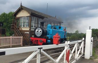 Join Thomas at February Half Term